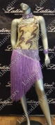 LATIN SALSA COMPETITION DRESS LDW (VL264)