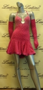LATIN SALSA COMPETITION DRESS LDW (LT561)