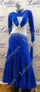 BALLROOM COMPETITION DRESS LDW (ST191)