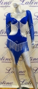LATIN SALSA COMPETITION DRESS LDW (VL355)