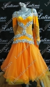 BALLROOM COMPETITION DRESS LDW (ST188)