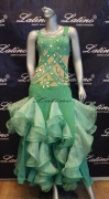 BALLROOM COMPETITION DRESS LDW (ST139)