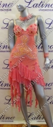 LATIN SALSA COMPETITION DRESS LDW (LS203)