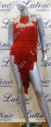 LATIN SALSA COMPETITION DRESS LDW (LT429B)