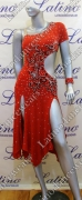 LATIN SALSA COMPETITION DRESS LDW (LT733)