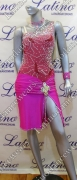 LATIN SALSA COMPETITION DRESS LDW (LT734)