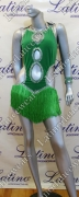 LATIN SALSA COMPETITION DRESS LDW (LS214)