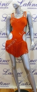 LATIN SALSA COMPETITION DRESS LDW (LS213)