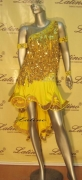 LATIN SALSA COMPETITION DRESS LDW (LT361)