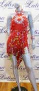 LATIN SALSA COMPETITION DRESS LDW (LS217)