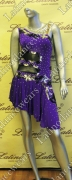 LATIN SALSA COMPETITION DRESS LDW (LT665)