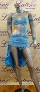 LATIN SALSA COMPETITION DRESS LDW (LT735)