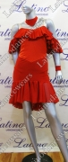 LATIN SALSA COMPETITION DRESS LDW (LS219)