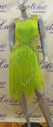 LATIN SALSA COMPETITION DRESS LDW (LT737)