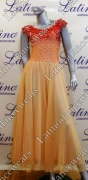 BALLROOM COMPETITION DRESS LDW (ST196)