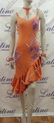 LATIN SALSA COMPETITION DRESS LDW (LS224)