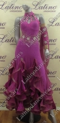 BALLROOM COMPETITION DRESS LDW (ST178)