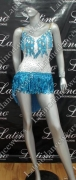 LATIN SALSA COMPETITION DRESS LDW (LT254E)