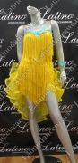 LATIN SALSA COMPETITION DRESS LDW (LT491A)