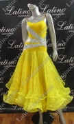 BALLROOM COMPETITION DRESS LDW (ST199)