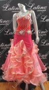 BALLROOM COMPETITION DRESS LDW (ST200)
