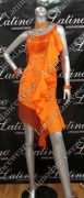 LATIN SALSA COMPETITION DRESS LDW (VL368)