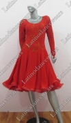 LATIN SALSA COMPETITION DRESS LDW (VL370)