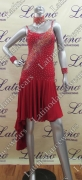 LATIN SALSA COMPETITION DRESS LDW (VL371)