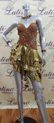 LATIN SALSA COMPETITION DRESS LDW (LS230)