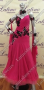 BALLROOM COMPETITION DRESS LDW (ST201)