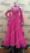 BALLROOM COMPETITION DRESS LDW (ST202)