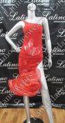 LATIN SALSA COMPETITION DRESS LDW (LS237)