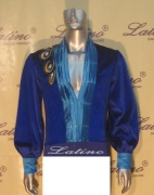MAN LATIN SALSA SHIRT LDW (B70)