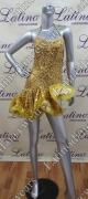 LATIN SALSA COMPETITION DRESS LDW (LS241)