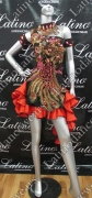 LATIN SALSA COMPETITION DRESS LDW (LS243)