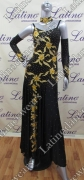 BALLROOM COMPETITION DRESS LDW (ST210)