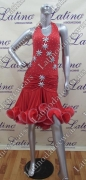 LATIN SALSA COMPETITION DRESS LDW (LT755)