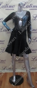 LATIN SALSA COMPETITION DRESS LDW (LT759)