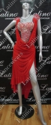 LATIN SALSA COMPETITION DRESS LDW (LT764)