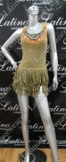 LATIN SALSA COMPETITION DRESS LDW (LT765)