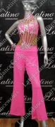 LATIN SALSA COMPETITION CATSUIT LDW (LT745)