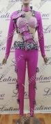 LATIN SALSA COMPETITION CATSUIT LDW (LT779)
