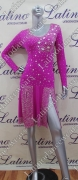LATIN SALSA COMPETITION DRESS LDW (LT773)