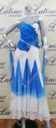 BALLROOM COMPETITION DRESS LDW (ST185A)