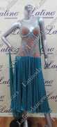 BALLROOM COMPETITION DRESS LDW (SS47)