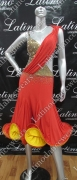 LATIN SALSA COMPETITION DRESS LDW (VL379)