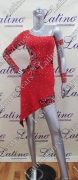 LATIN SALSA COMPETITION DRESS LDW (LT733A)