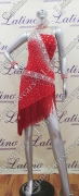 LATIN SALSA COMPETITION 2 IN 1 DRESS LDW (LT780)