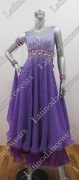 BALLROOM COMPETITION DRESS LDW (ST204)