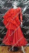 BALLROOM COMPETITION DRESS LDW (ST205)